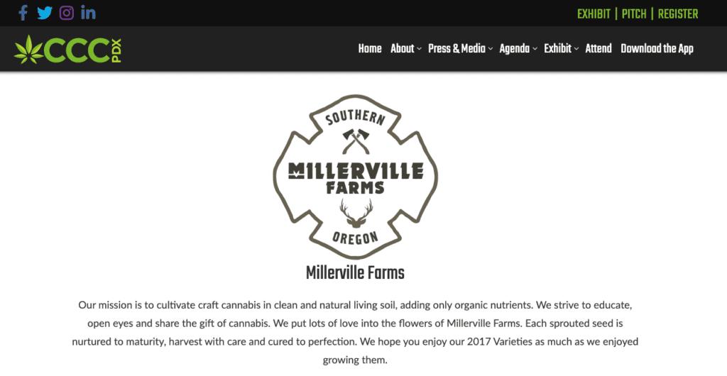 Millerville Farms Mission Statement